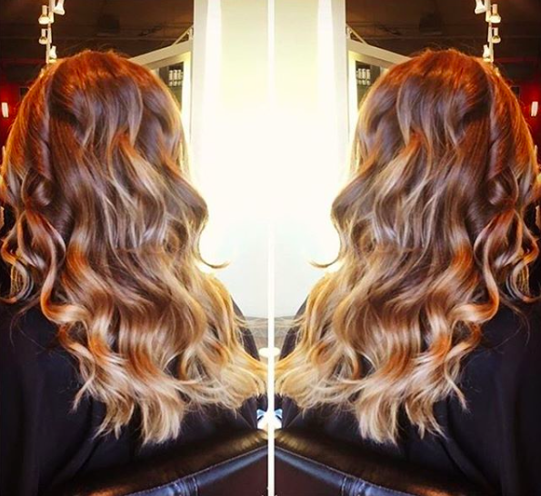 No Longer a Trend, Balayage, Color Melting, and Ombré are Here to ...
